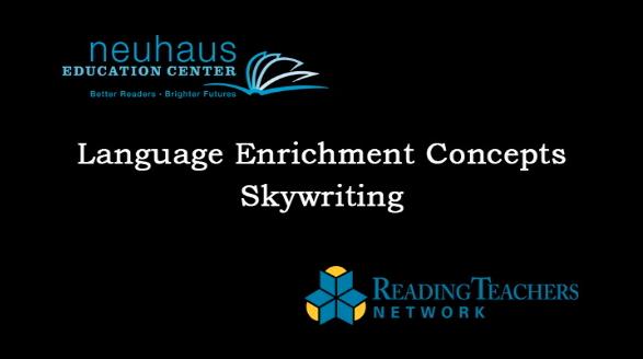 Skywriting