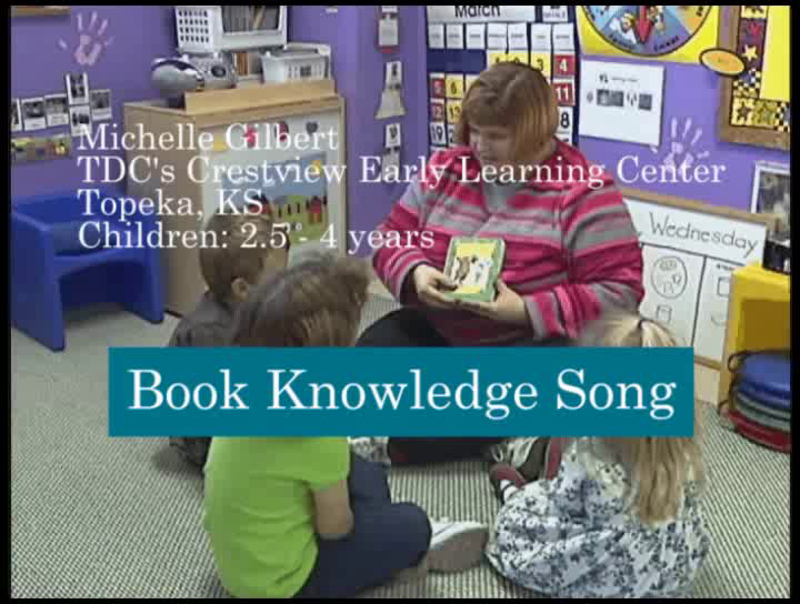 Book Knowledge Song