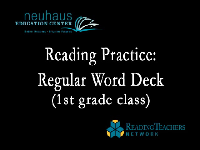 LE - Reading Practice, One-page Reader 15 - First Grade