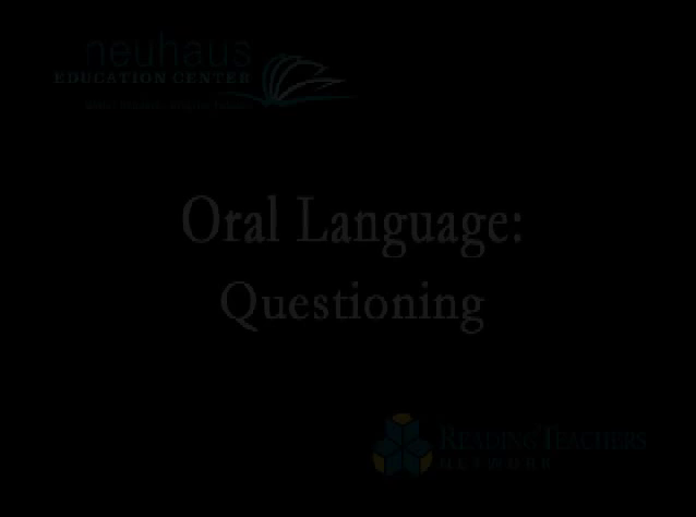 Questioning After Reading Aloud