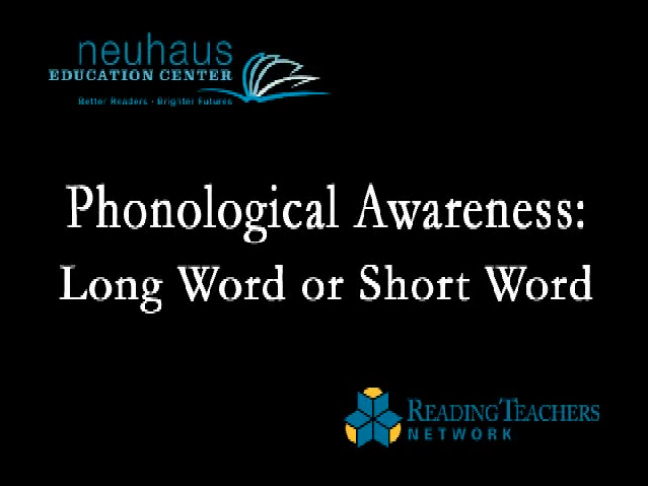 Long Word - Short Word