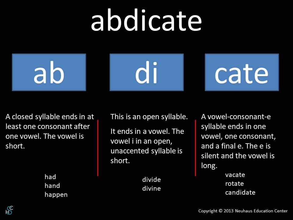 abdicate - pronunciation