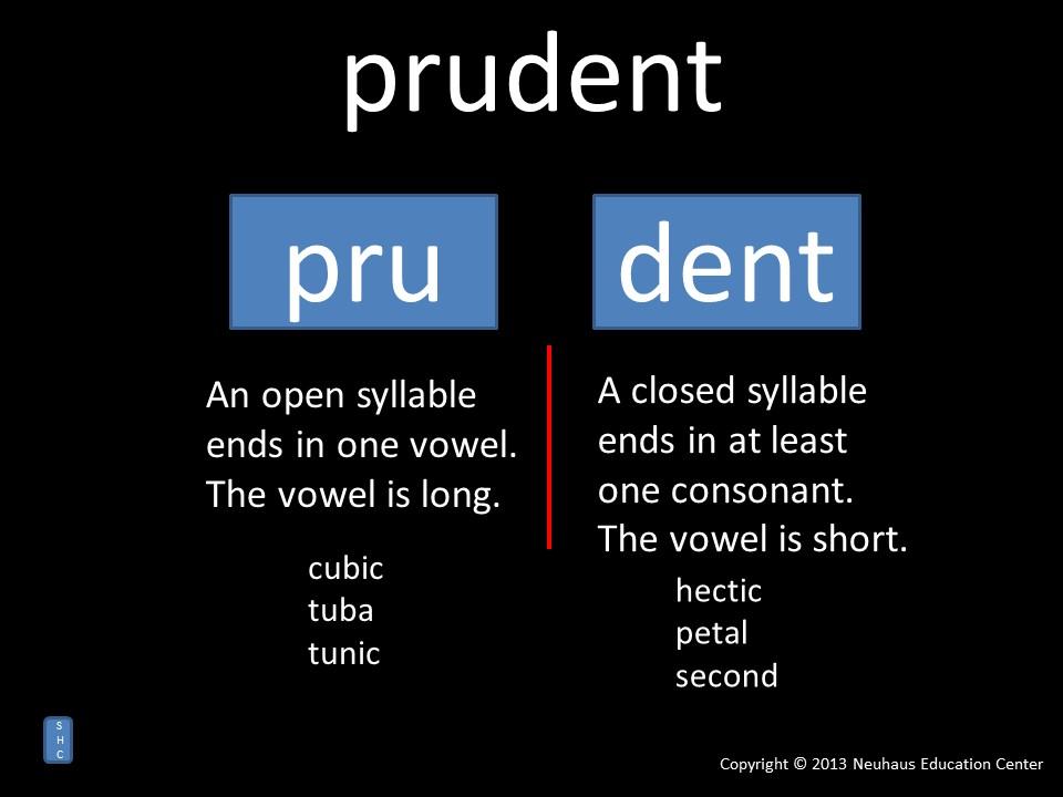 prudent - pronunciation