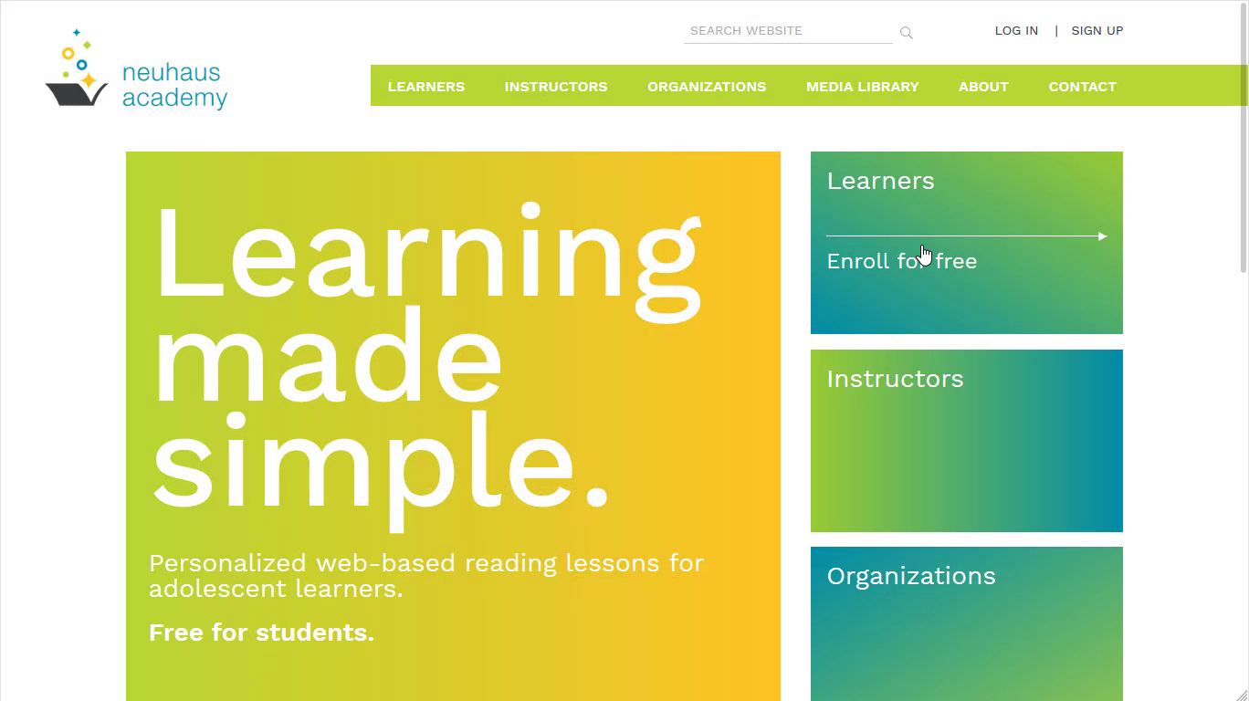 Getting Started - Learner